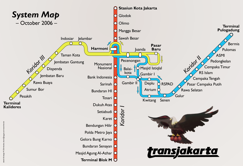 TransjakartaBuswayMapOctober2006.png