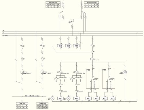 small resolution of file wiring diagram of motor control centre on pump station jpg