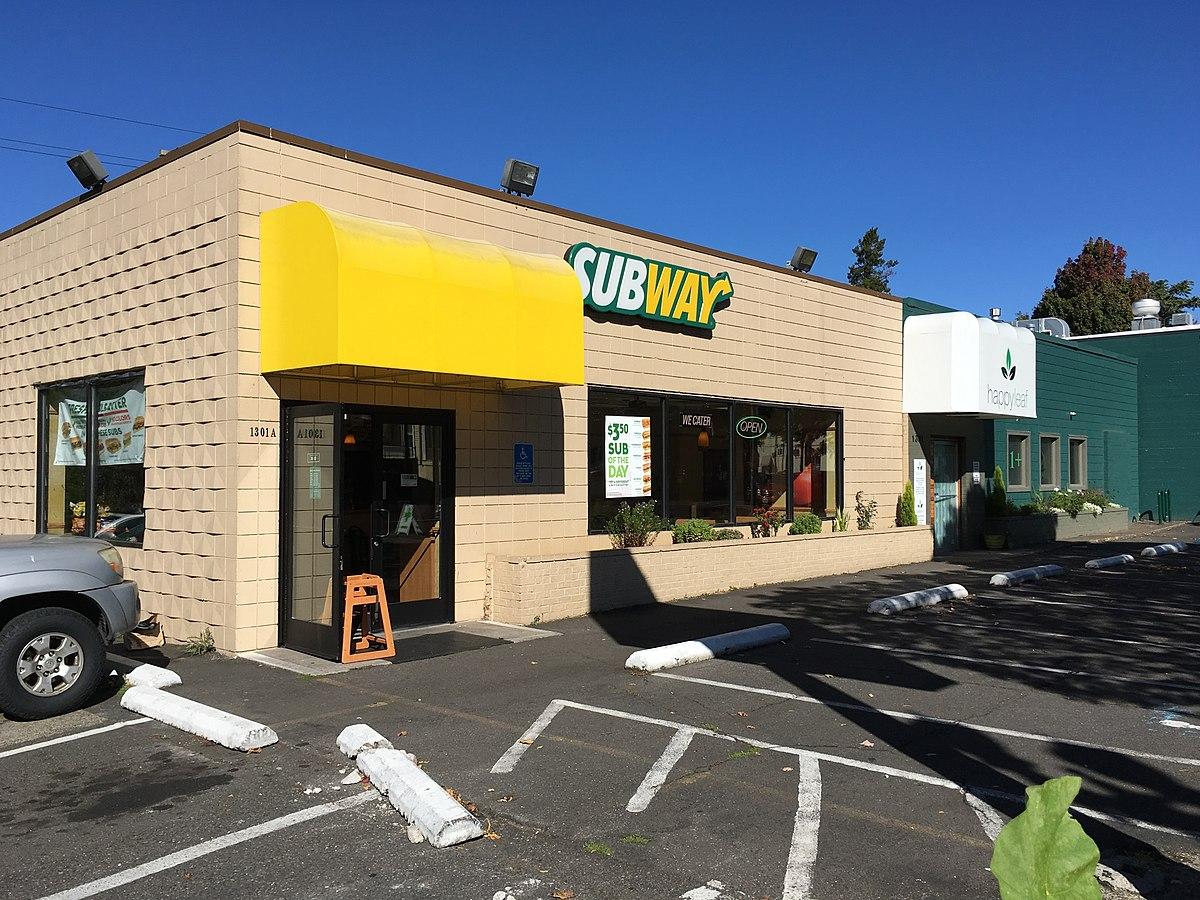 Subway (restaurant)  Wikipedia