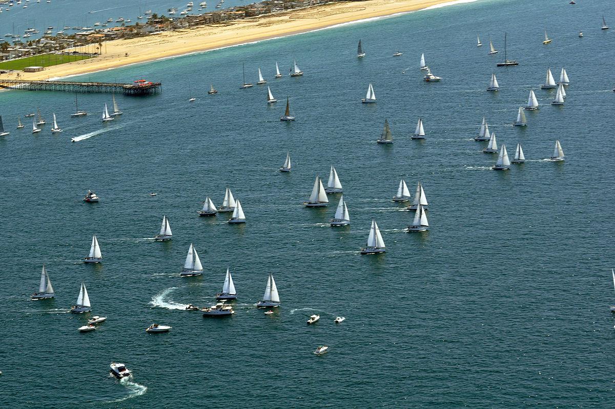 Newport To Ensenada International Yacht Race Wikipedia