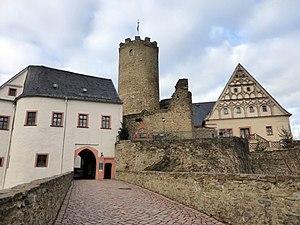 Burg Scharfenstein Erzgebirge  Wikipedia