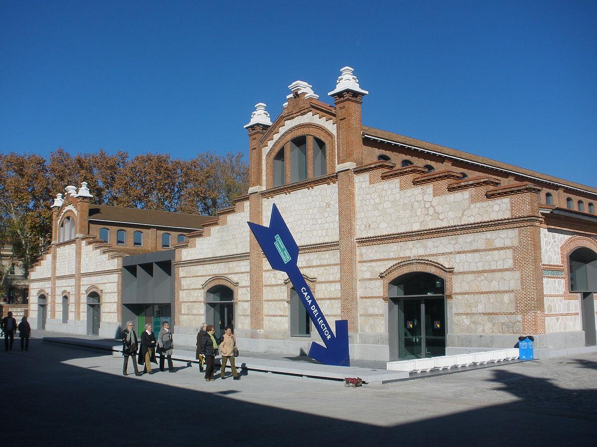 Matadero Madrid  Wikipedia