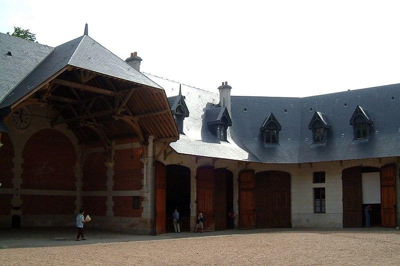 Château de Chaumont-sur-Loire Ecuries