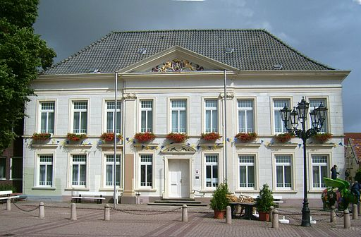 Esens Rathaus