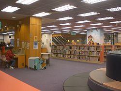 柴灣公共圖書館 - 維基百科,自由嘅百科全書