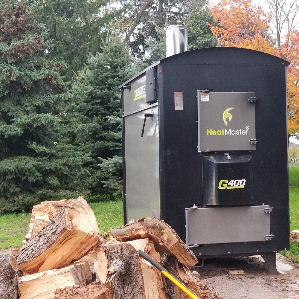 medium resolution of outdoor wood fired boiler