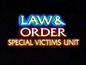 English: Titlecard for Law and Order: Special ...