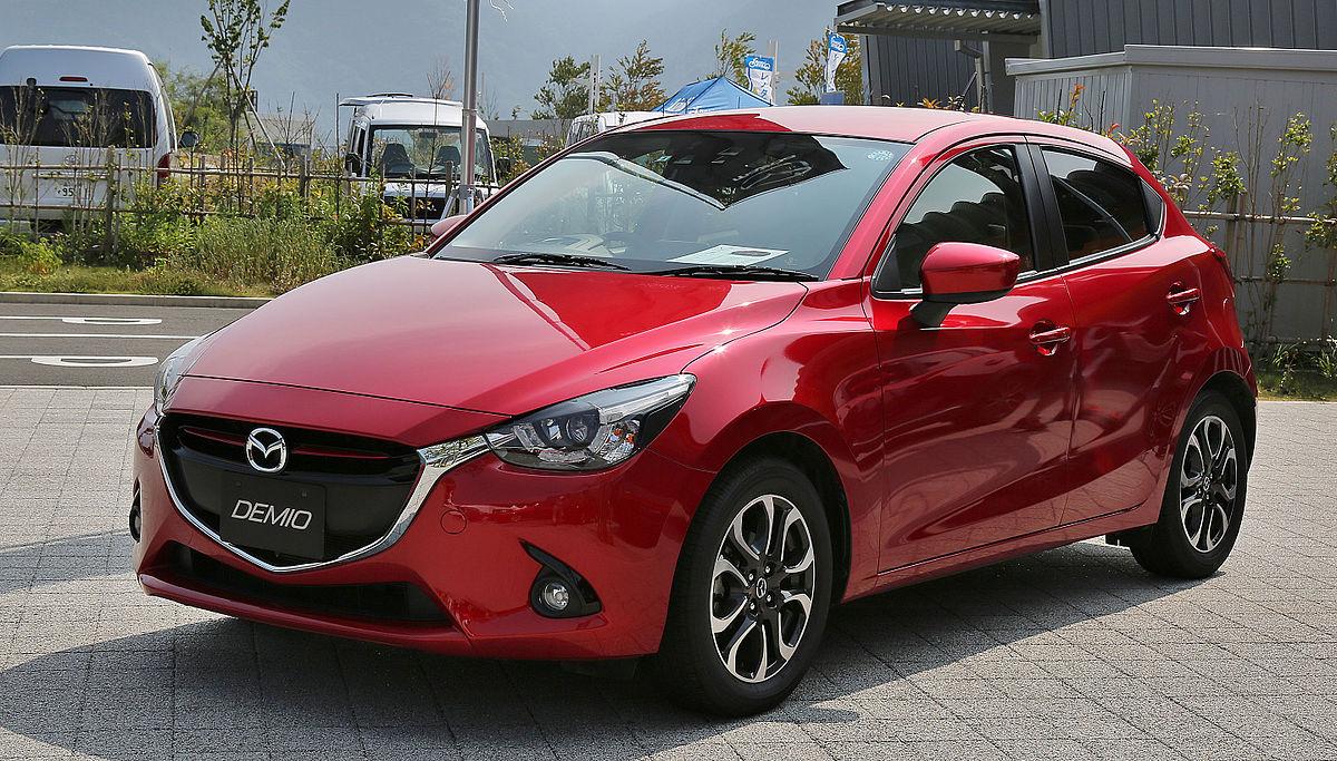 Mazda Demio Wikipedia