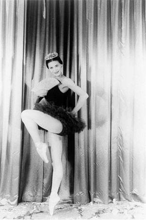 Melissa Hayden, Canadian ballet dancer