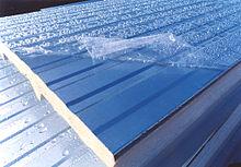 NOVACEL 4152: una película de poliolefina 28μm clara transparente para proteger semi brillante o materiales brillantes,: como prepintado metal o PVC rígido.  Película tratada UV, 6 meses de envejecimiento al aire libre