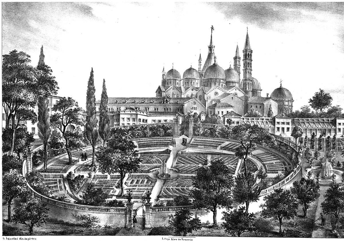Storia dei giardini  Wikipedia