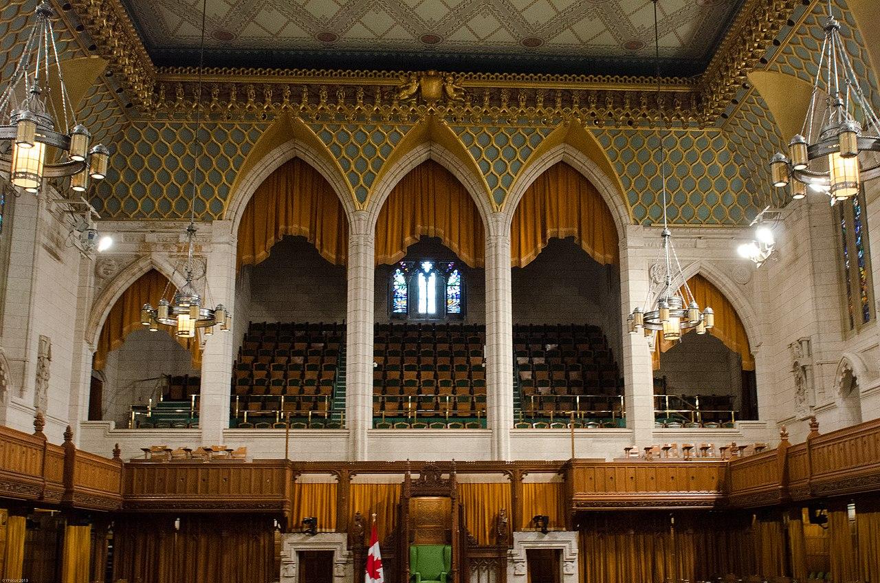 FileParlement du Canada Chambre des communes19779jpg  Wikimedia Commons