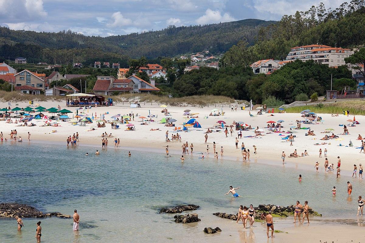 Playa de Areas  Wikipedia la enciclopedia libre