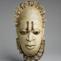 Benin Ivory Mask (MET)