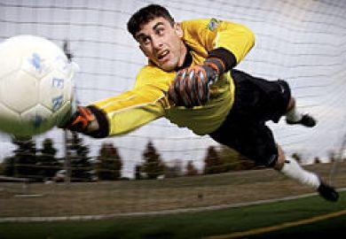 Goalkeeper Association Football Wikipedia The Free