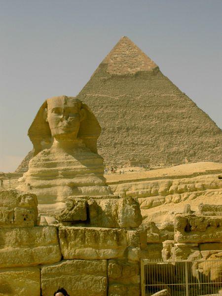 Fil:Sphinx de gizeh de face.JPG