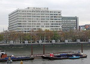 Saint Thomas' Hospital, London.