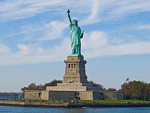 Statue of Liberty National Monument, Ellis Isl...