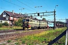 Trenes cerca de Narvik