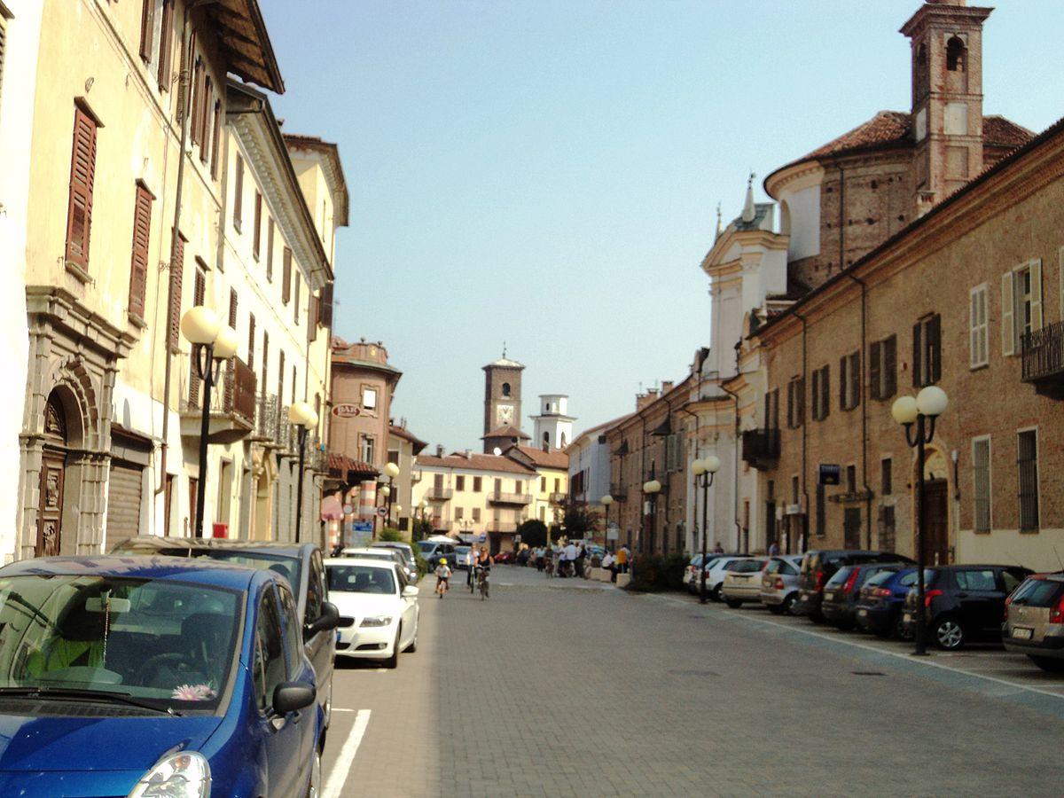 Villafranca Piemonte  Wikipedia