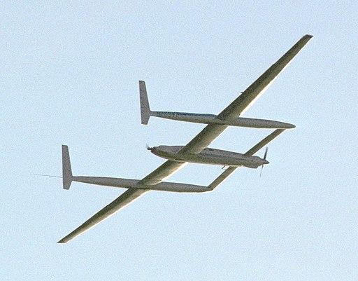 Voyager aircraft