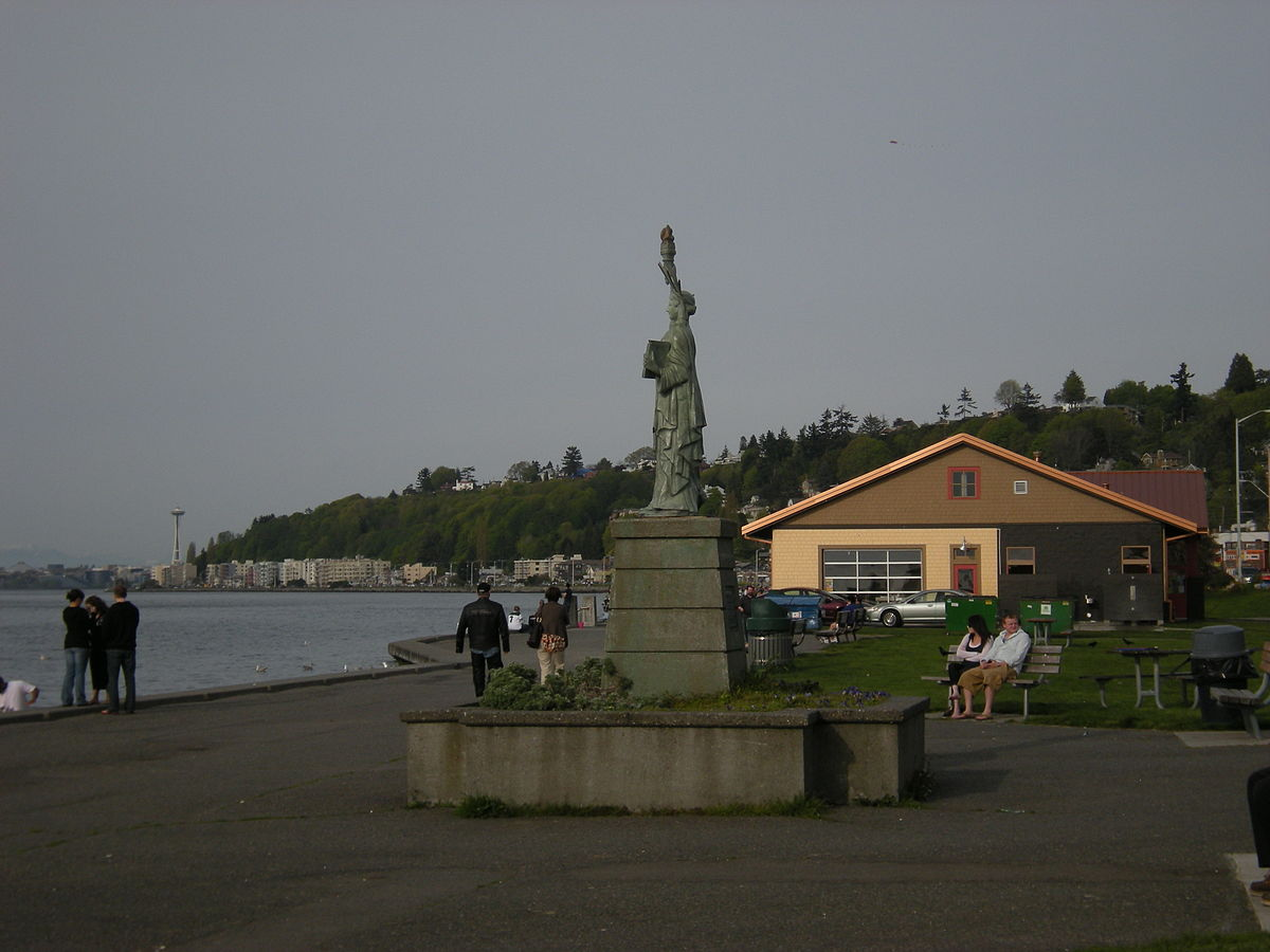 Seattle West Travel Guide At Wikivoyage