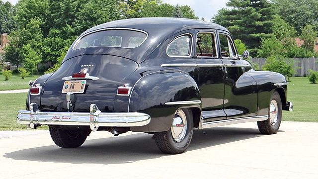 1946 Dodge 4 Door Sedan