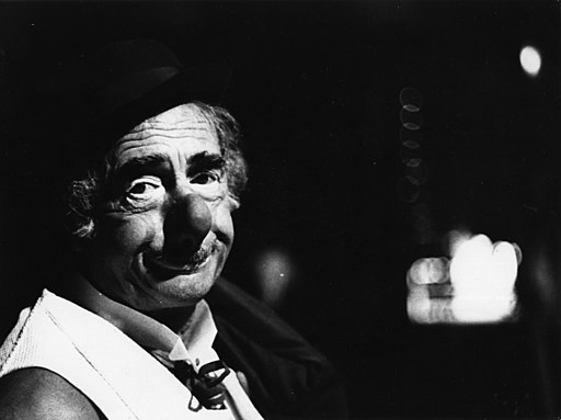 Achille Zavatta par Claude Truong-Ngoc 1974