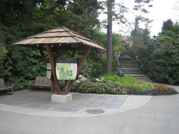 bellevue botanical garden - wikipedia