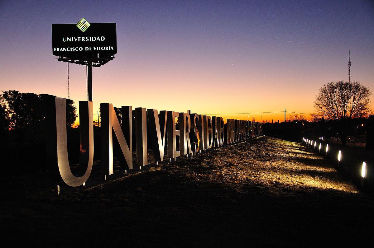 Universidad Francisco de Vitoria  Wikipedia la