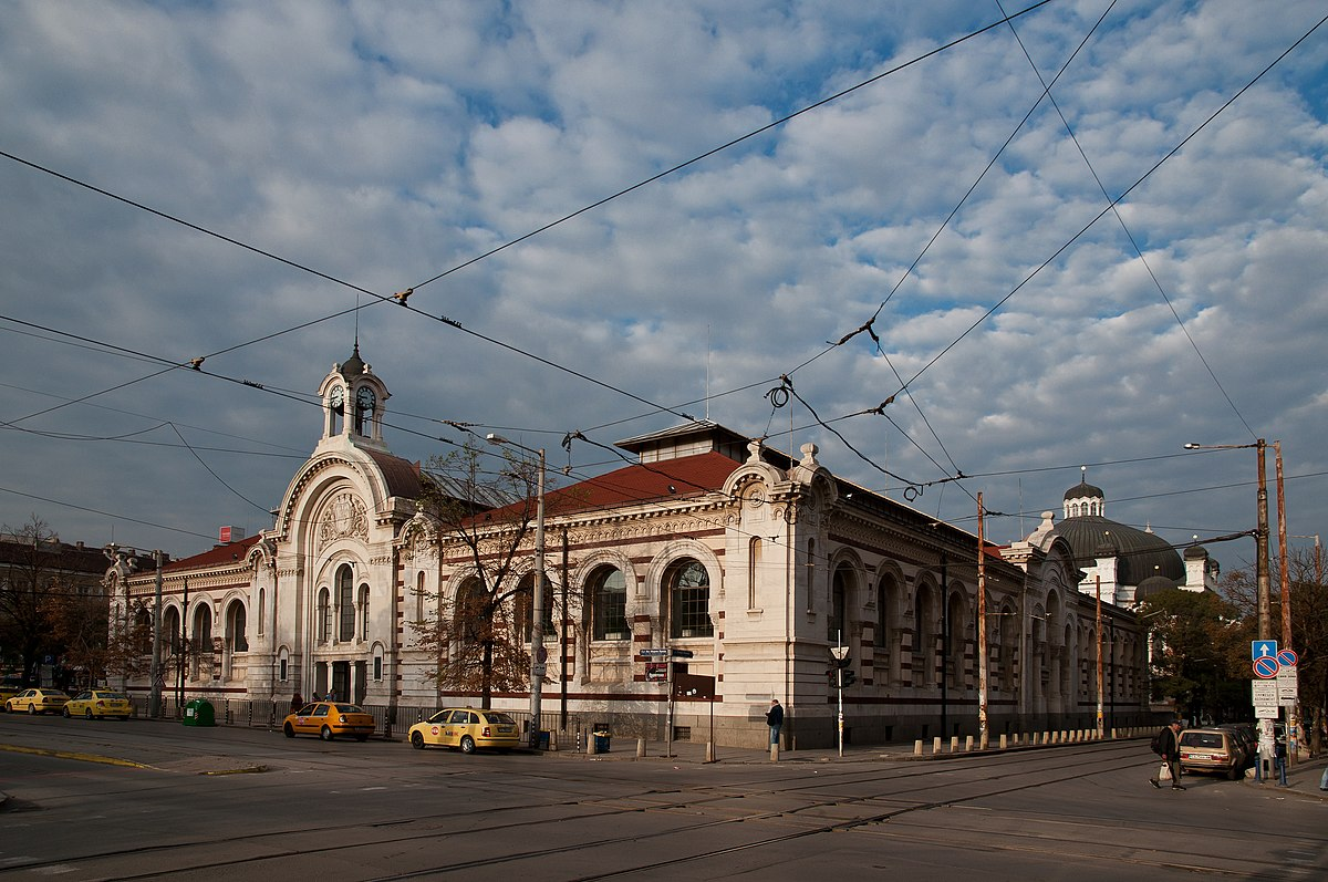 Central Sofia Market Hall Wikipedia