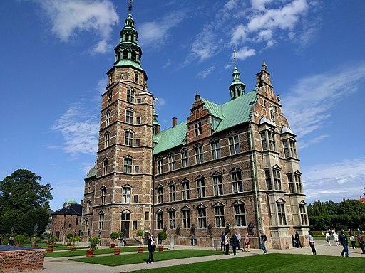 Copenhagen - Rosenborg Slot v2