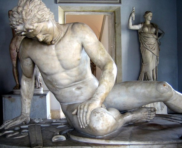 Image result for dying gaul
