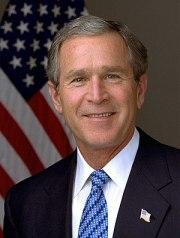 Official photograph portrait of former U.S. Pr...