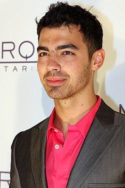 Joe Jonas  Wikipedia la enciclopedia libre