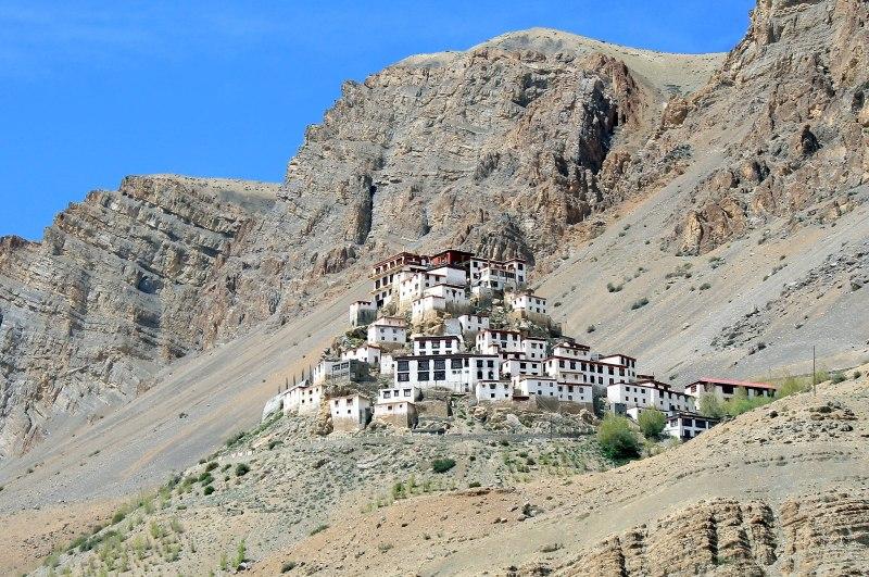 Key Monastery, Spiti Valley May 2016