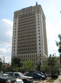 Thomas Jefferson Tower Birmingham Alabama