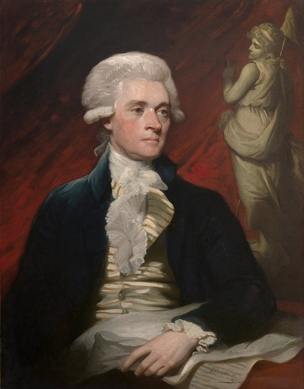 Thomas Jefferson Mather Brown