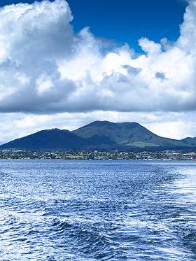 Mount Tauhara - Wikipedia