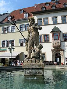 Brunnen in Weimar  Wikipedia