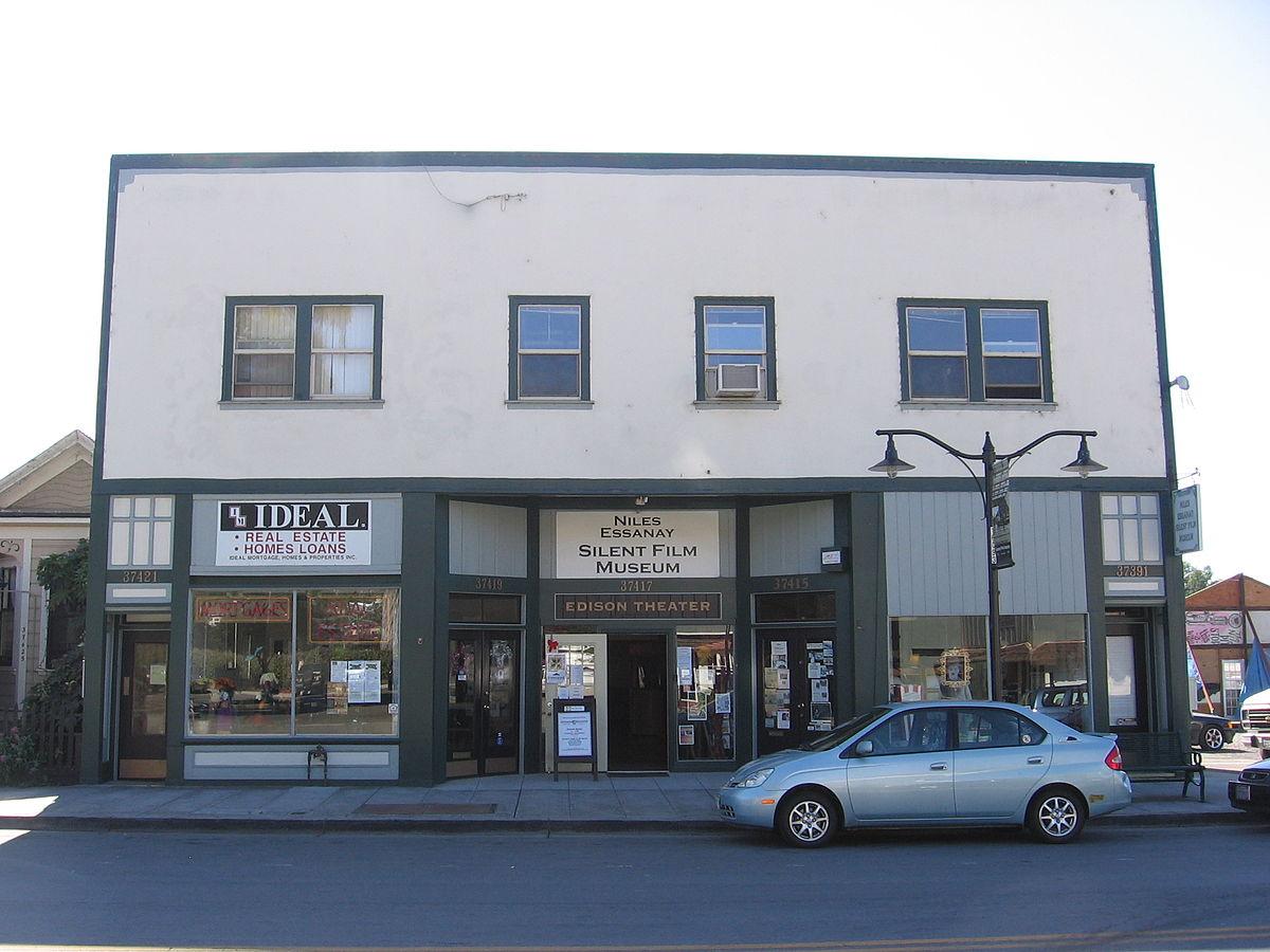 Niles Essanay Silent Film Museum  Wikipedia