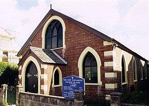 English: North Camp New Testament Church, Farn...