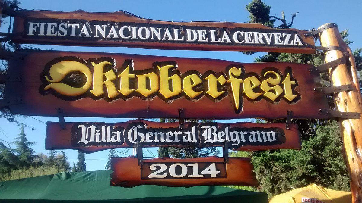 Fiesta Nacional de la Cerveza  Wikipedia la enciclopedia