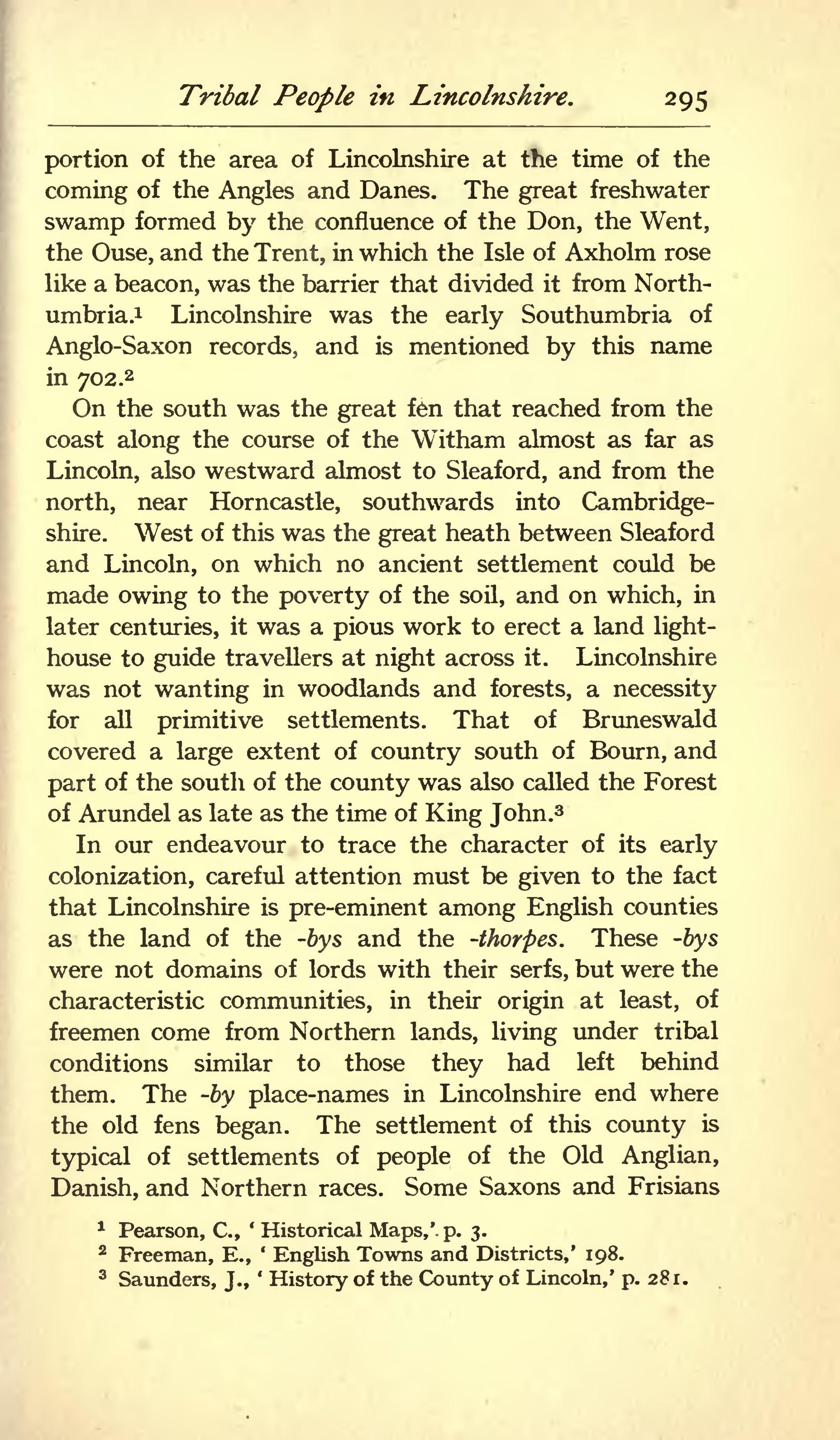 Page Origin Of The Anglo Saxon Racevu 309