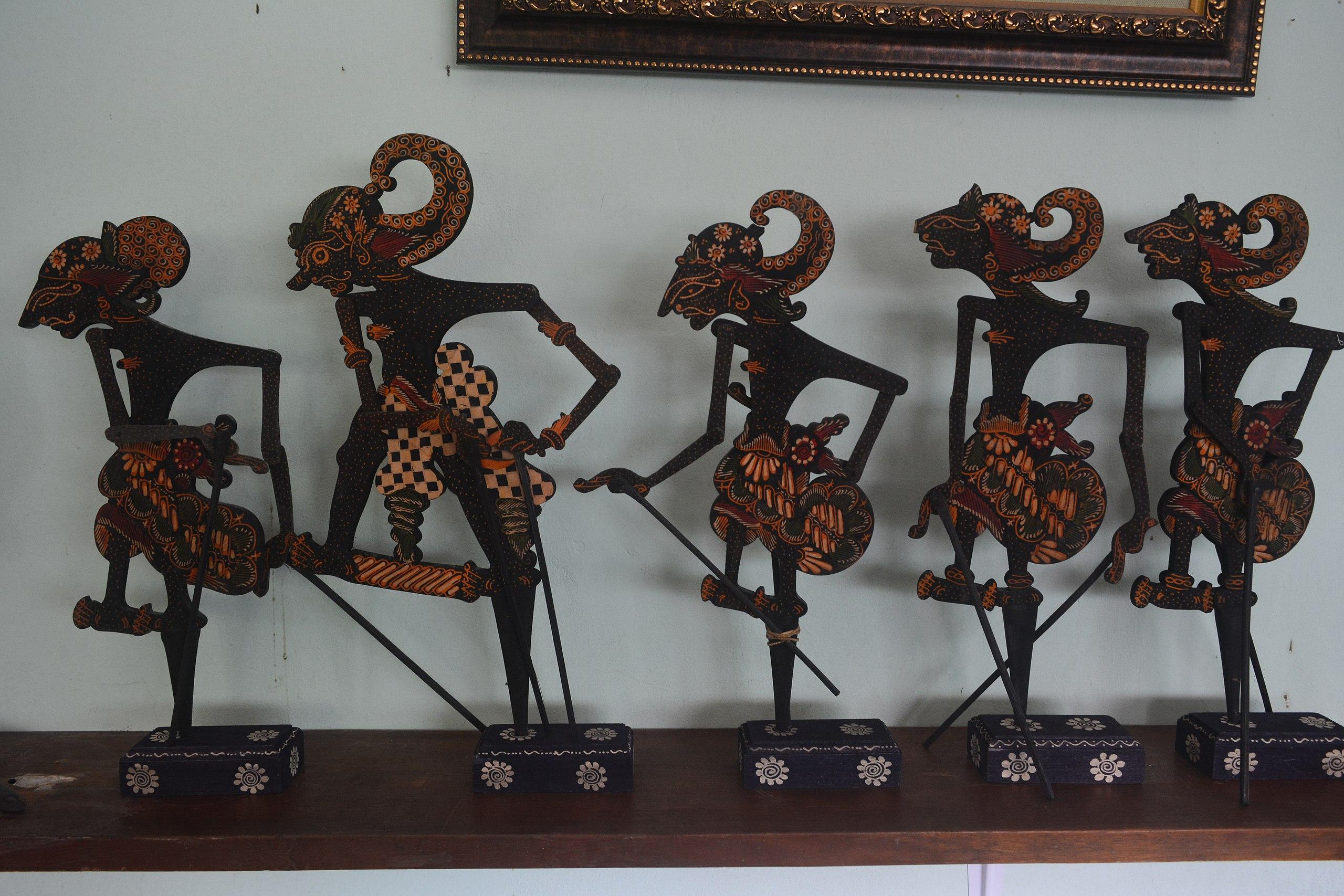 Gambar wayang pandawa lima wayang wallpaper hd. File Pandawa Lima Jpg Wikimedia Commons