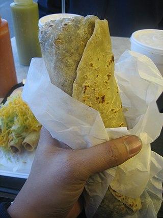 Sith Burrito