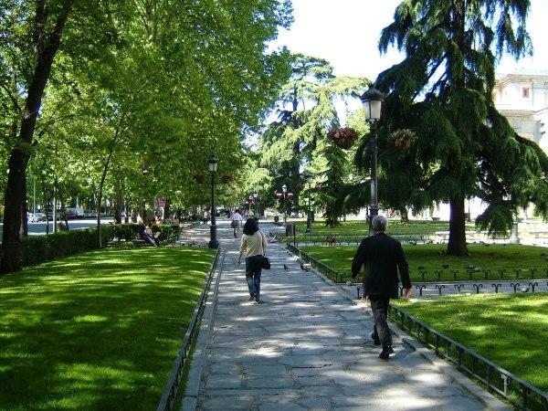 Paseo Del Prado - Wikipedia La Enciclopedia Libre