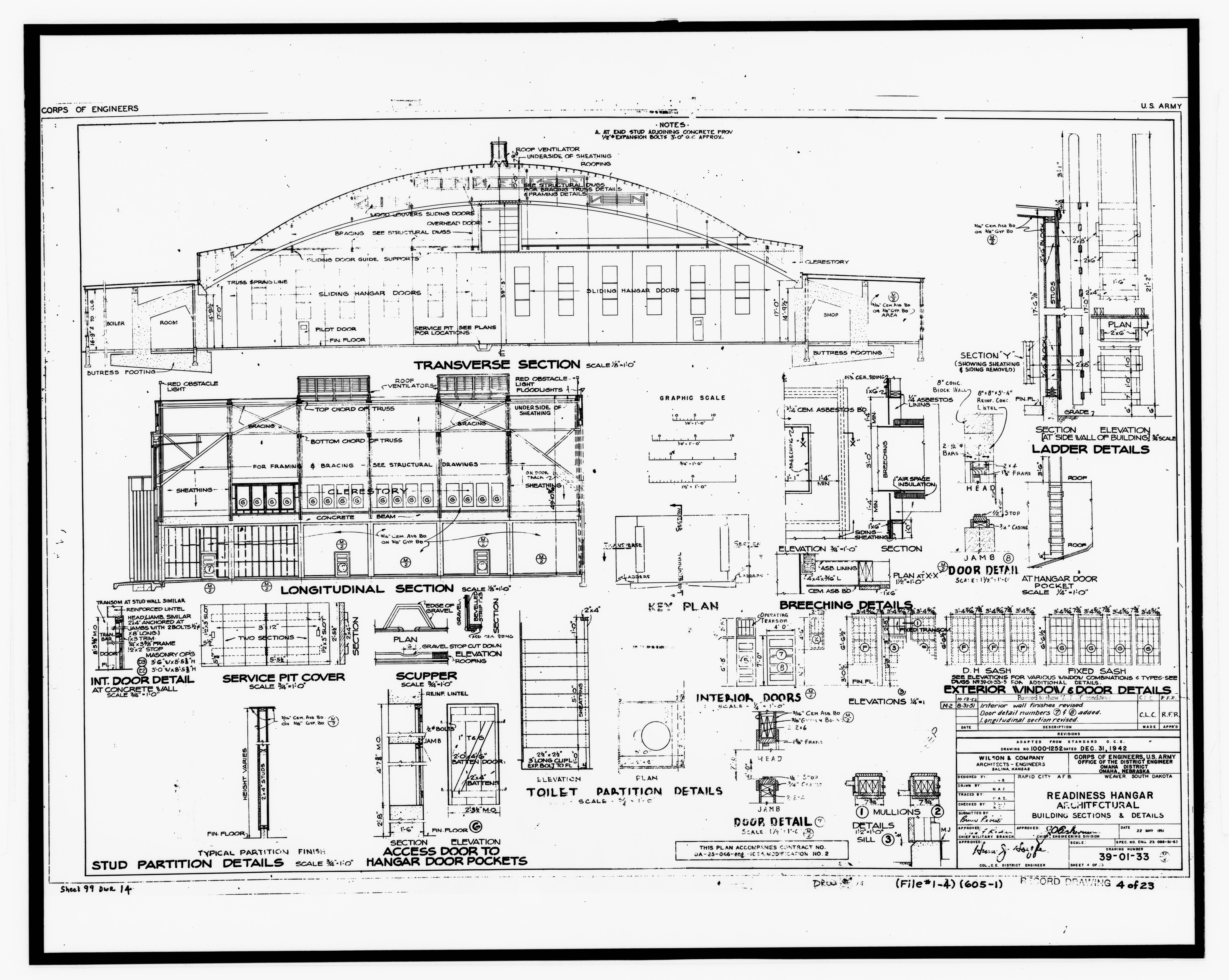 File:Photographic copy of original construction drawing