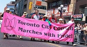 Toronto Gay Pride Parade 2006. Gay Pride Parad...