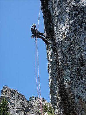Self Rescue Climbing Wikipedia